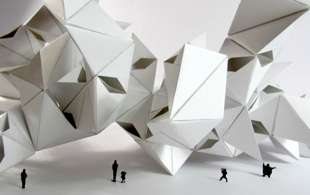 Modules en papier & conception de structures modulaires
